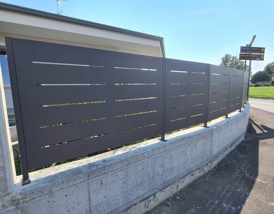 cmc recinzioni-cantiere chiari-Recinzione modello mare
