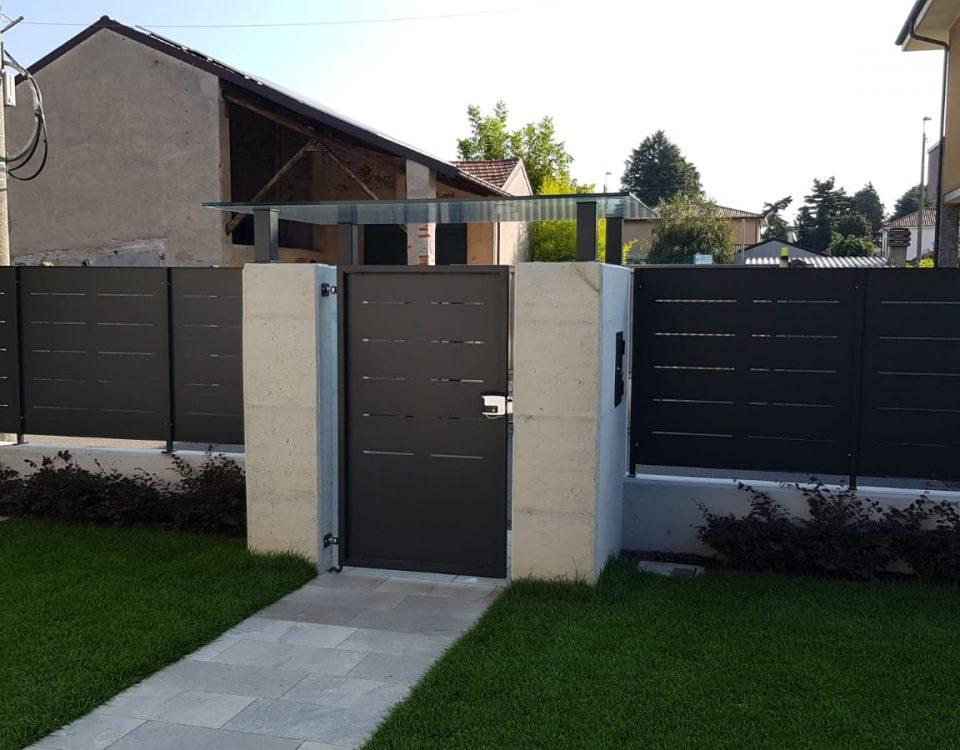 cmc recinzioni-cantiere milano-Recinzione modello mare