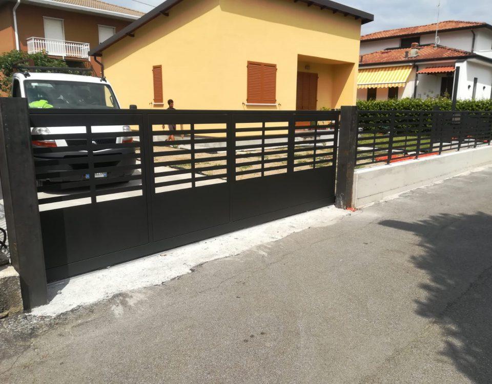 cmc recinzioni-cantiere seriate-Recinzione modello mare