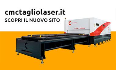 Cmc taglio laser banner