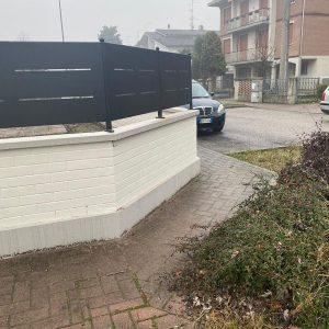cmc recinzioni-cantiere mantova-Recinzione modello mare