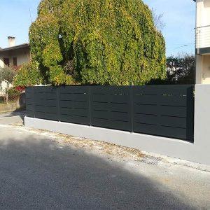 cmc recinzioni-cantiere castelfranco-veneto-Recinzione modello mare