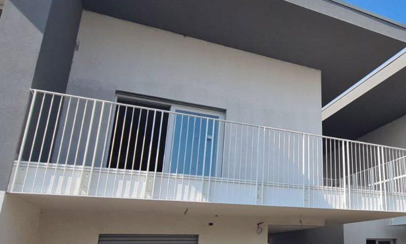 cmc parapetti-cantiere brusaporto-parapetto modello tonda