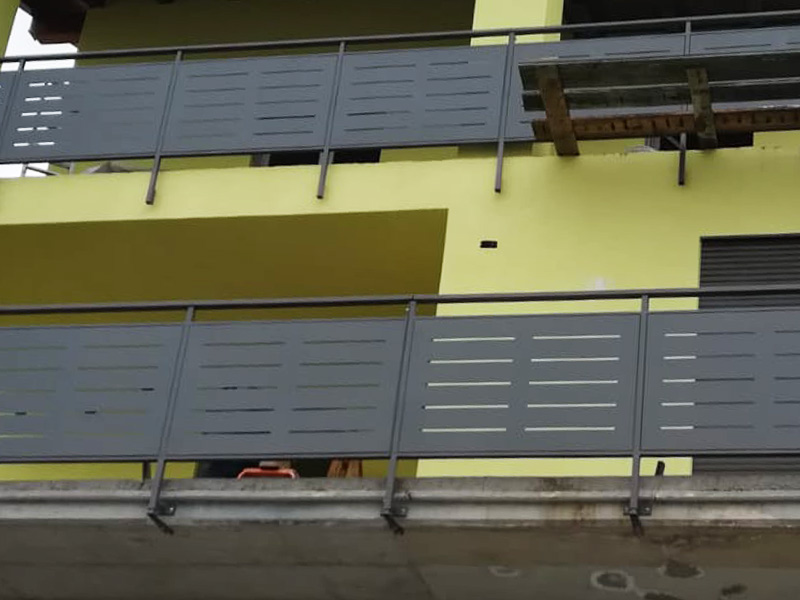 cmc parapetti-cantiere rovereto-parapetto modello mare