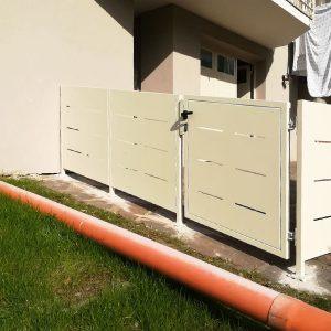 cmc recinzioni-cantiere Varese-Recinzione modello mare