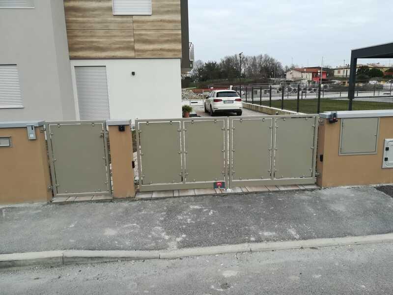 recinzione modello mare a terme euganee